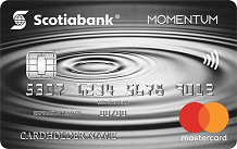 Apply online for Scotia Momentum Mastercard