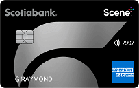 Scotiabank®* Platinum American Express® Card