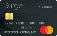 Apply online for Surge Mastercard