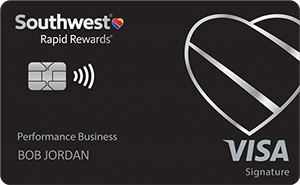 Learn more on Southwest Rapid Rewards Performance Business Credit Card