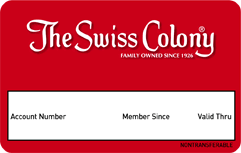 Apply online for Swiss Colony Credit