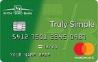 Truly Simple Credit Card from Fifth Third Bank