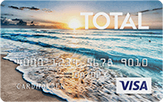 Apply online for Total Visa Card