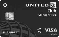 Learn more on United Club Infinite Card