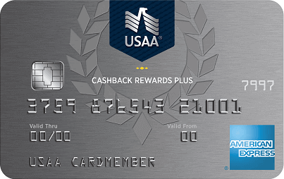 USAA Cashback Rewards Plus American Express Card