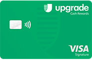 Upgrade Visa Card with Cash Rewards