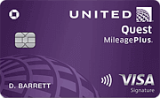 New United Quest Card