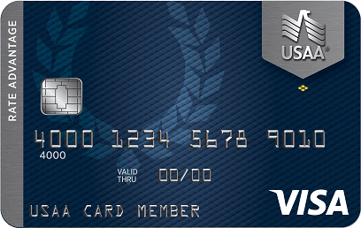 USAA Rate Advantage Platinum Visa