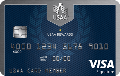 Apply online for USAA Rewards Visa Signature