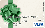 Gift Cards: Amazon, VISA, American Express, and Popular Retailers