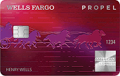 Apply online for Wells Fargo Propel American Express Card