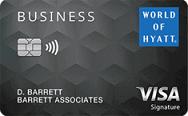 World of Hyatt Business Credit Card
