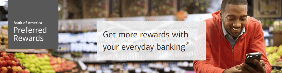 Bank of America Preferred Rewards