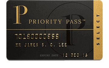 Priority Pass Select