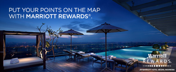 Earn Marriott Rewards