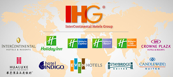 Earn IHG Rewards Club Points