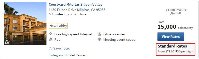 Courtyard Milpitas Silicon Valley
