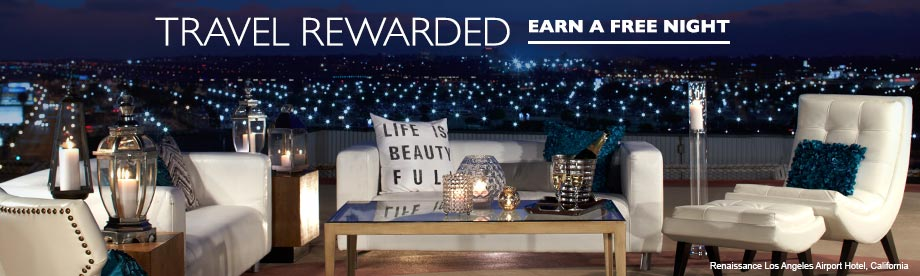 marriott rewards new member
