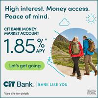 CIT High Yield Savings